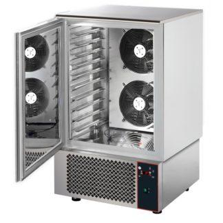Cellule de refroidissement rapide de température de10 niveaux