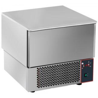 cellule de refroidissement et de congélation rapide de 3 niveaux