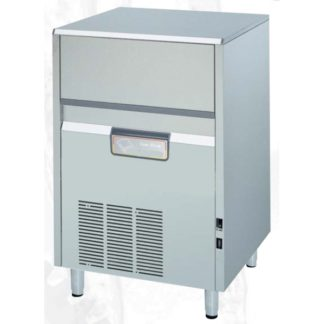 Machine à glaçons inox 60kg