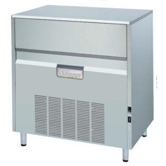 Machine à glaçons inox 125 kg