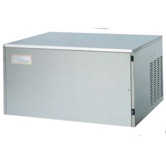 Machine à glaçons inox 150 kg