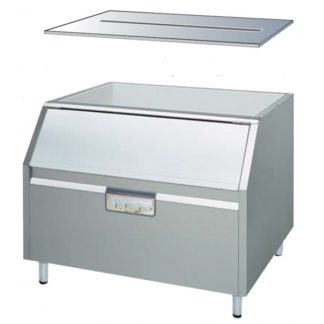 Réserve de 250 kg pour machine glace en grains