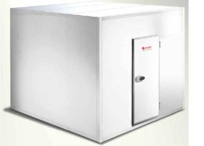 Chambre froide négative modulaire cellule de refroidissement